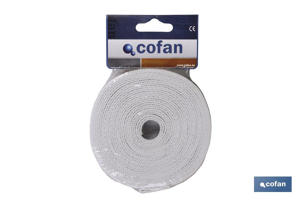 BLISTER CINTA PERSIANA 22MM X 5 Y 6 M.(GRIS/BEIGE)