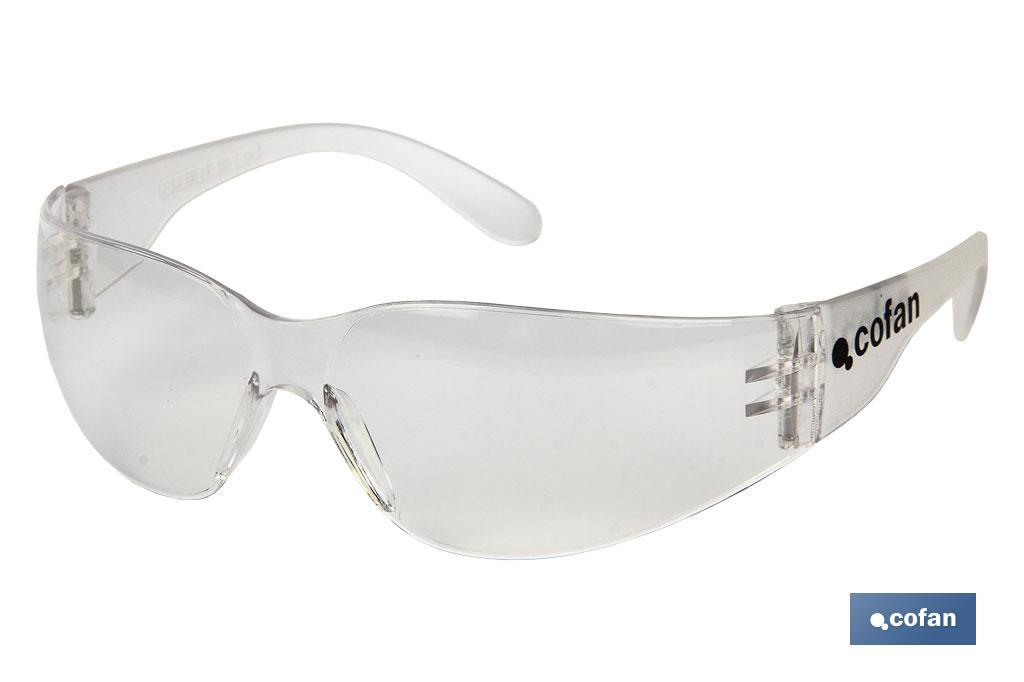 GAFAS SEGURIDAD UV PROTECTION